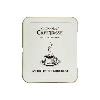 圖片 【CAFE TASSE】比利時綜合牛奶巧克力 36g