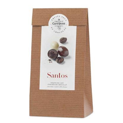 圖片 【CAFE TASSE】 比利時咖啡豆巧克力球100g