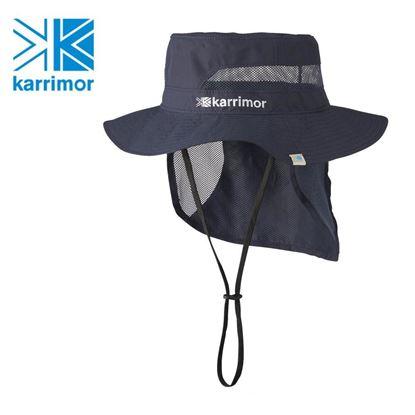 圖片 日系[ Karrimor ] sudare hat 透氣圓盤遮陽帽 海軍藍
