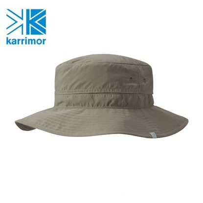 圖片 日系[ Karrimor ]Ventilation Classic Hat ST透氣圓盤帽 卡其綠