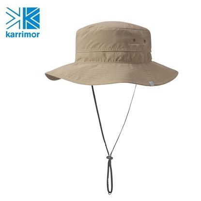 圖片 日系[ Karrimor ]Ventilation Classic Hat ST透氣圓盤帽 深米黃