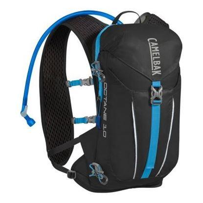 圖片 【CamelBak】Octane 10 多功能水袋背包(附2L快拆水袋) 黑