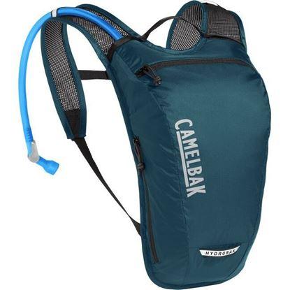 圖片 【CamelBak】Hydrobak Light 2.5 輕量長距離訓練水袋背包(附1.5L快拆水袋) 海軍藍