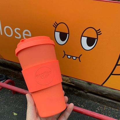 圖片 環保隨行杯16oz (甜橙橘)