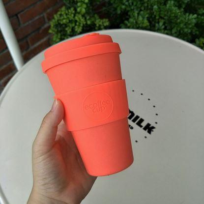 圖片 環保隨行杯14oz (甜橙橘)