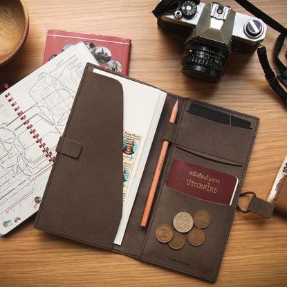 圖片 護照長夾