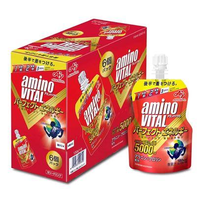 圖片 aminoVITAL® Perfect Energy 胺基酸能量凍【6包入】