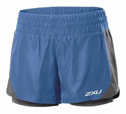 圖片 【2XU】PACE系列女用壓縮4吋跑步短褲