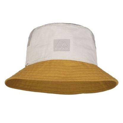 圖片 【BUFF】太陽漁夫帽-奶油蛋黃
