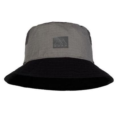 圖片 【BUFF】太陽漁夫帽-高冷簡灰