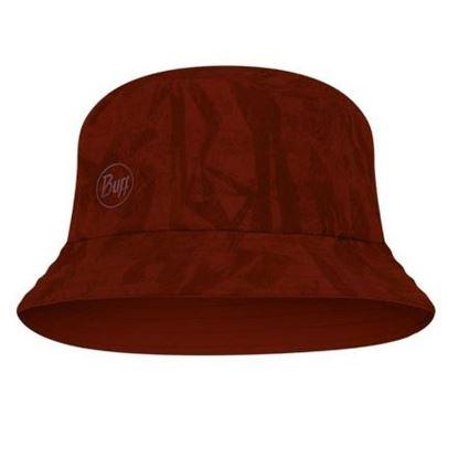 圖片 【BUFF】可收納漁夫帽-暗紅磚紋