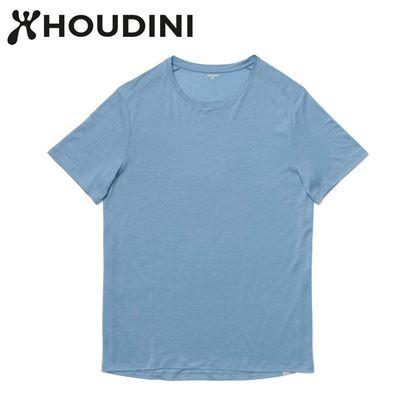 圖片 瑞典【Houdini】M`s Tree TEE 純藍