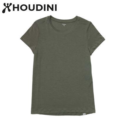 圖片 瑞典【Houdini】W`s Tree Tee 柳樹綠